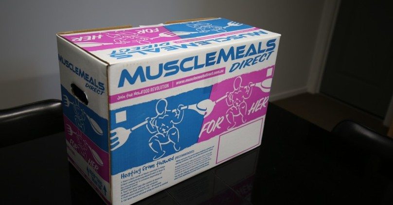 Muscle Meals –  for the Body Builder in all of us