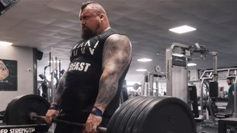 How Eddie Hall Redefined 'the Beast': A Champion's Weight Loss Story