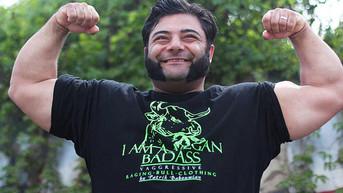 Patrik Baboumian: The Vegan Strongman with a Powerful Message