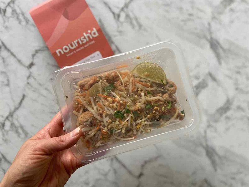 Nourishd Primal Pad Thai Box