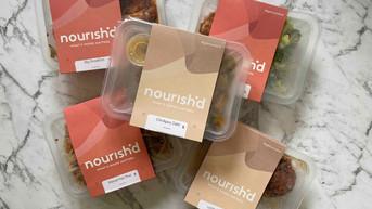 Nutritionist Review: Nourish'd Meals