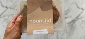 Nutritionist Review: Nourish'd Lamb Shanks
