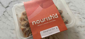 Nutritionist Review: Nourish'd Primal Pad Thai
