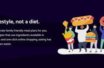 Noshh – A Fresh Take On Meal Planning