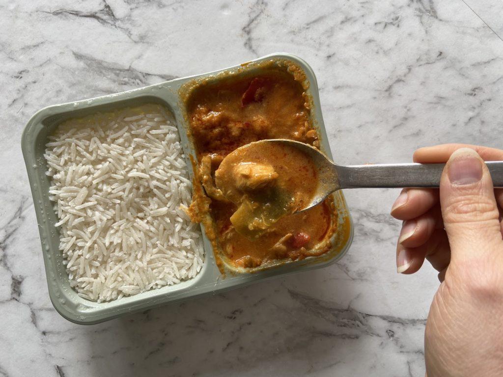 Coles Kitchen Chicken Tikka Masala