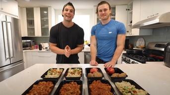 Jon Venus' Budget Meal Prep Thats High On Protein