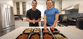 Jon Venus' Budget Meal Prep Thats High On Protein