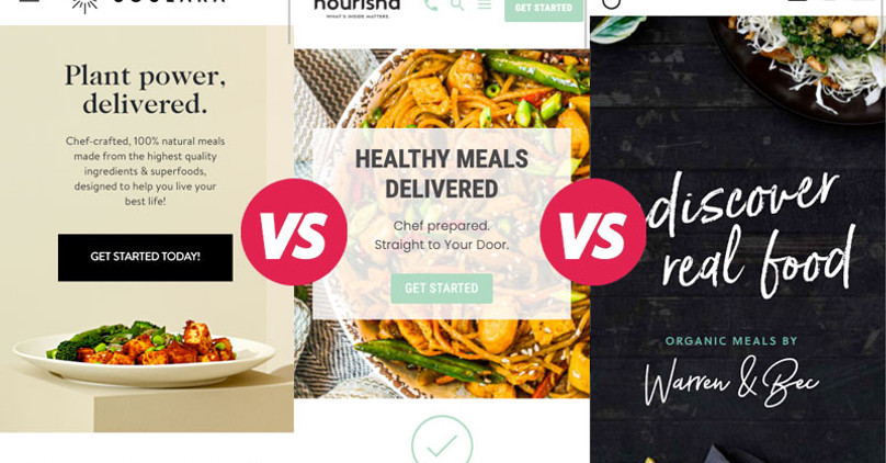 Compared: My Goodness Organics, Nourish'd vs Soulara (Nutritionists Review)