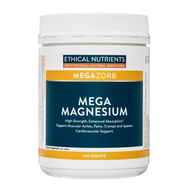 Ethical Nutrients Megazorb Mega Magnesium