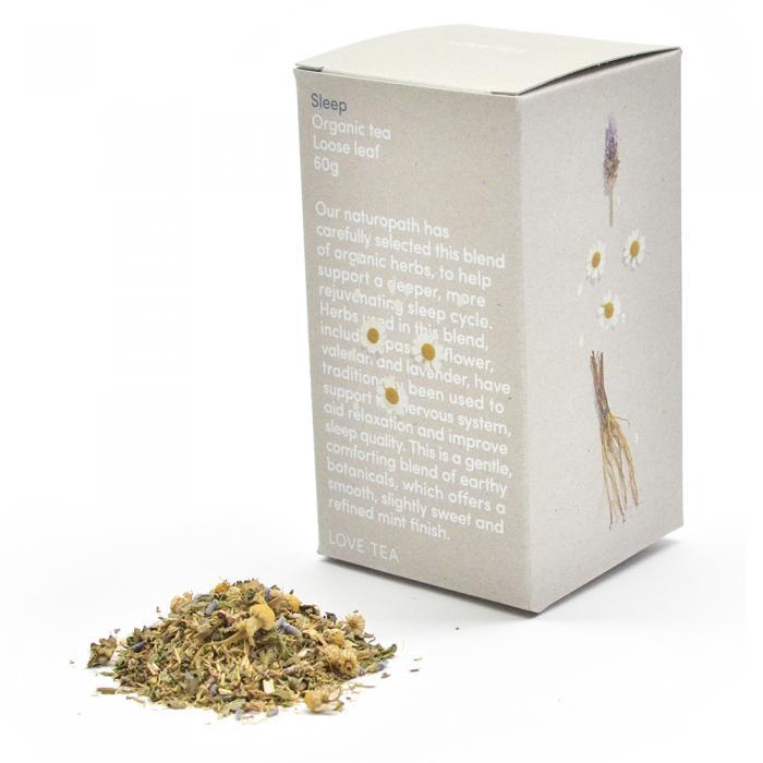 Organic Sleep Tea by Love Tea