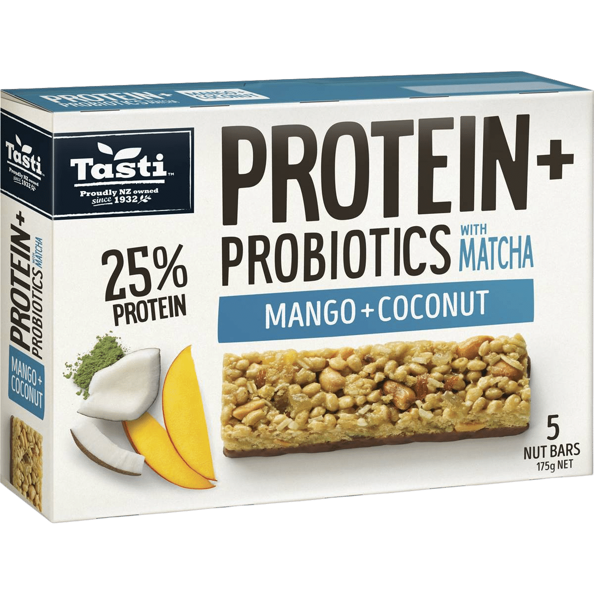 Looking for a portable snack with probiotics?