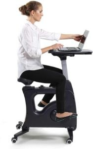 Flexispot Standing Desk Exercise Bike