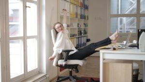 Burn Calories Without Leaving Your Desk