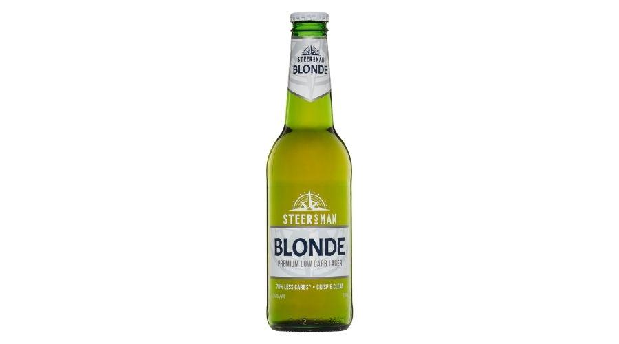 Steersman Blonde Beer