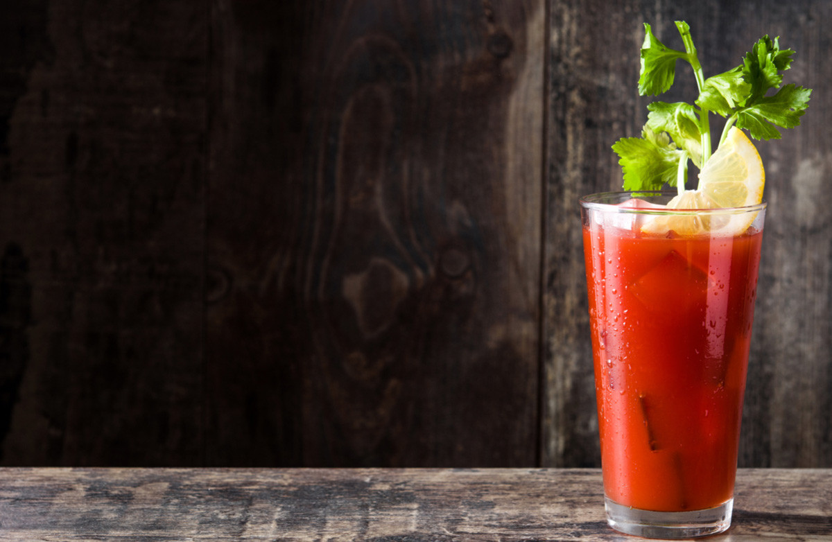 Light Bloody Mary