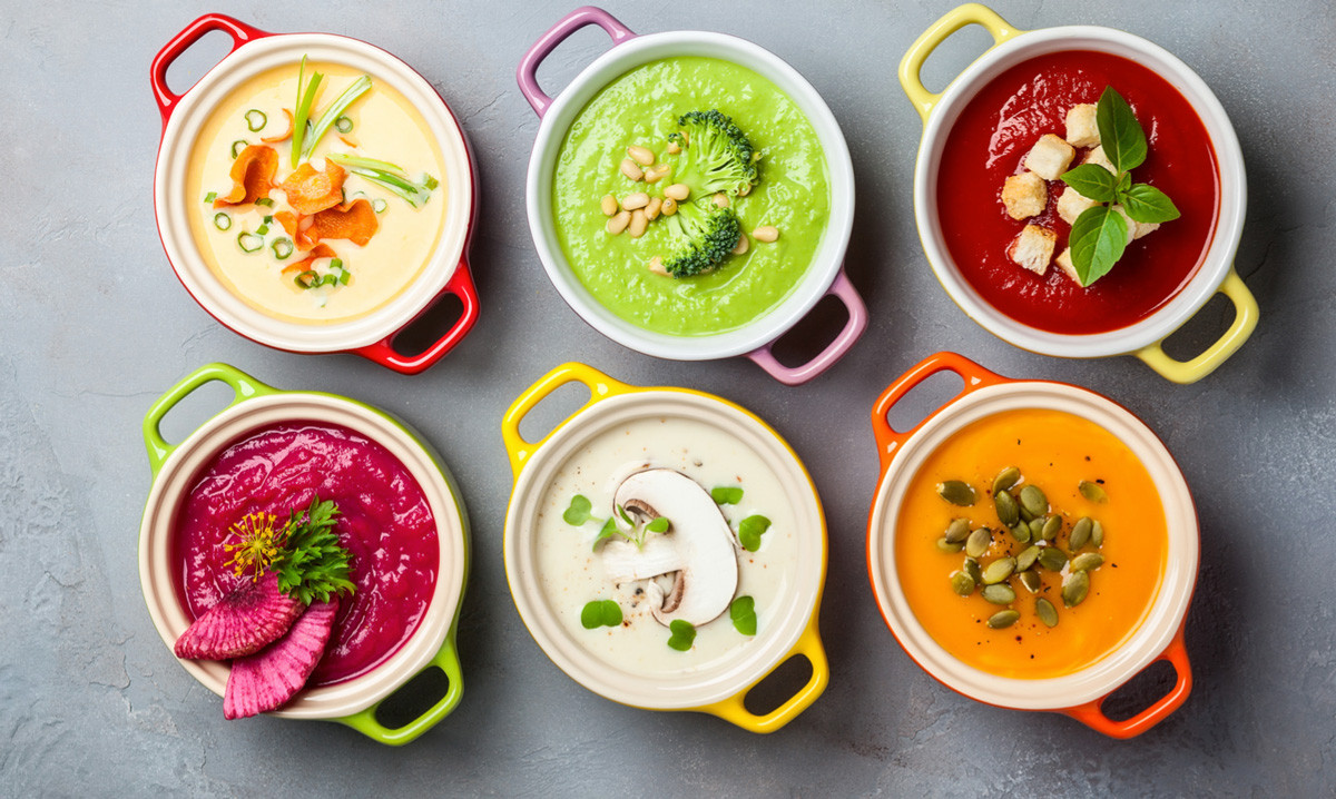 Protein Packed Soups