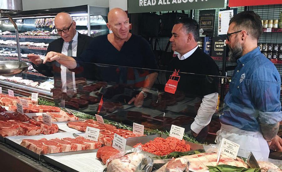 Vic Meat Markey Sydney