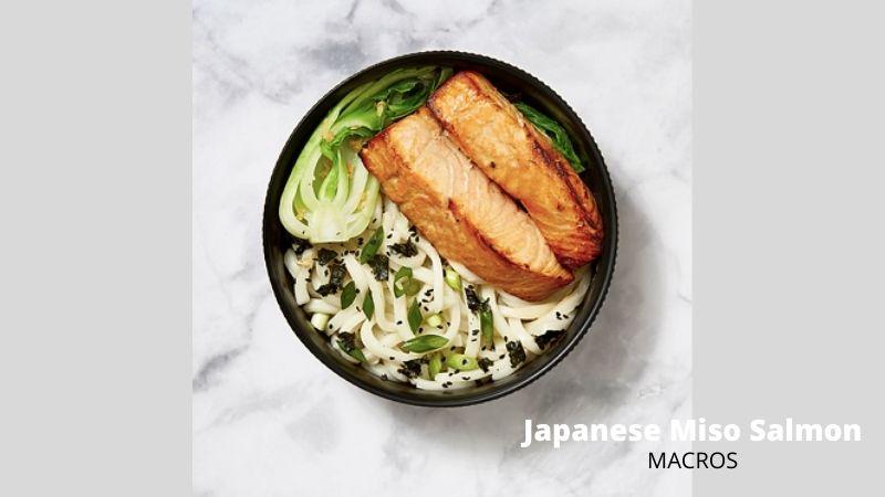 Japanese Miso Salmon