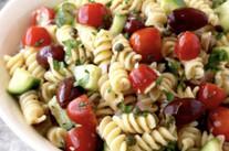 RECIPE VIDEO: How To Make Delicious Lemon Tuna Pasta Salad