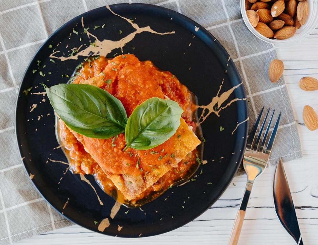 workout meals lasagne