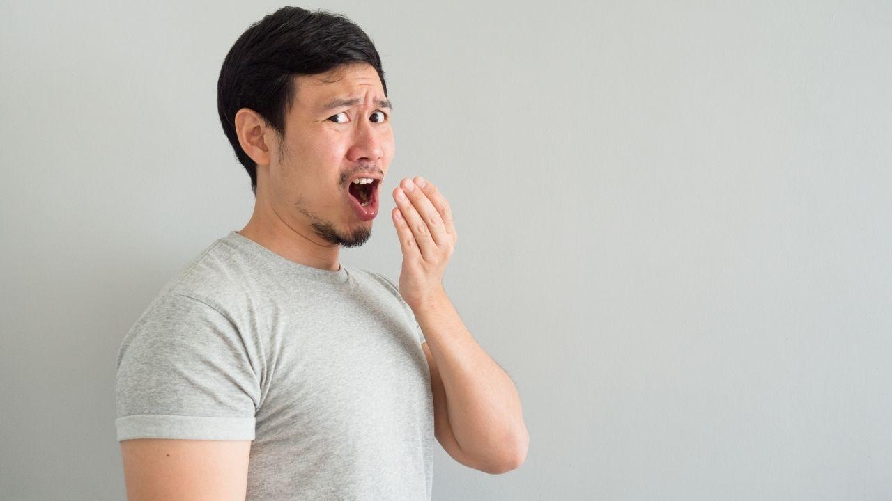 keto bad breath