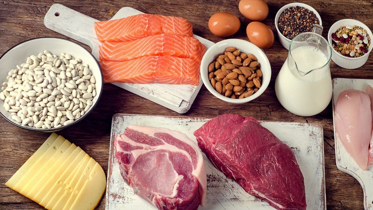 lean protein weight loss