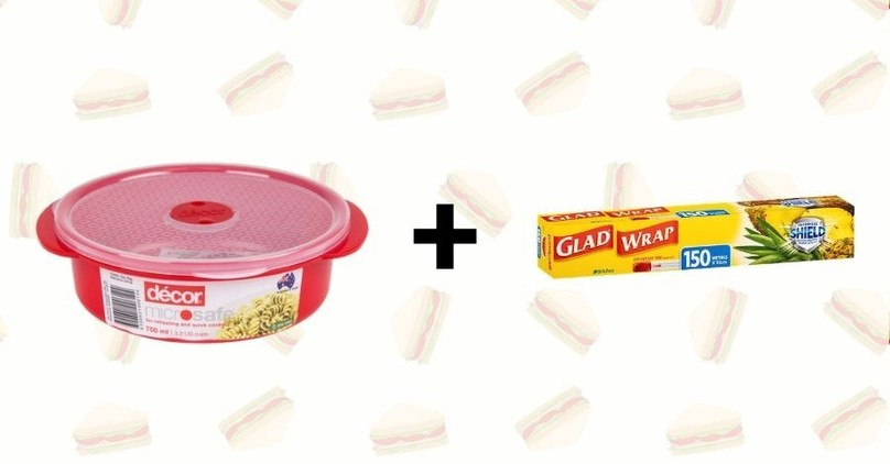 Sandwich Container Hack! Check Out This Cool Trick To Prevent Soggy Sandwiches