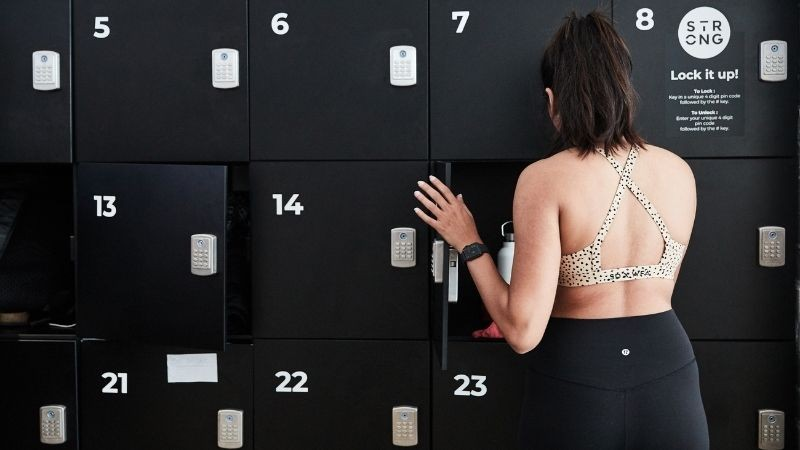 STRONG lockers