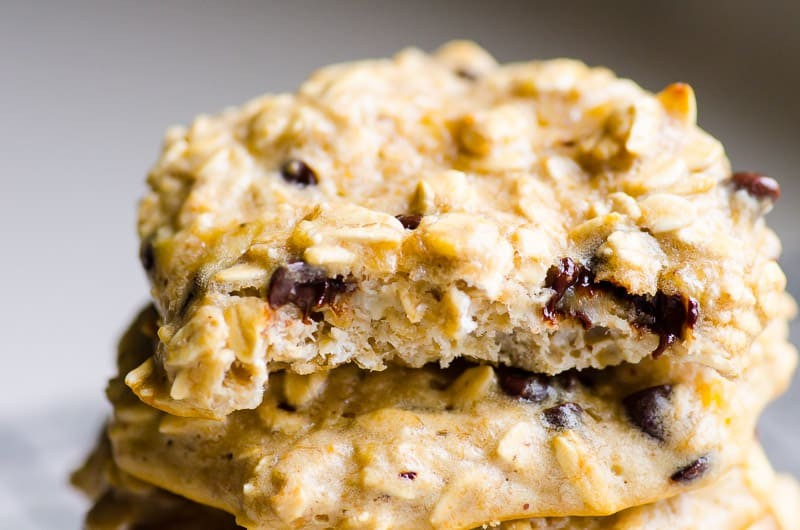 protein banana cookies