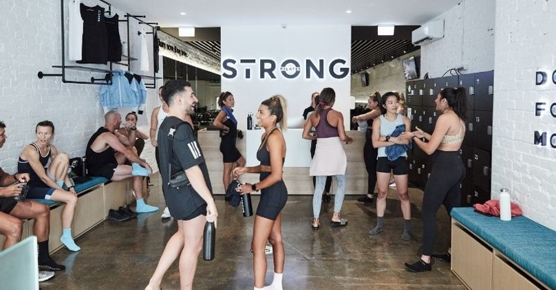Here's Why Michael Ramsay's STRONG Pilates Fitness Studios Are The Talk Of The Town