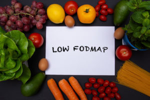 Low FODMAP fruit and vegetables