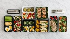 Shake Up Your Meal Prep With These Healthy Bento Box Recipes