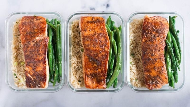 How To Meal Prep Salmon For The Week