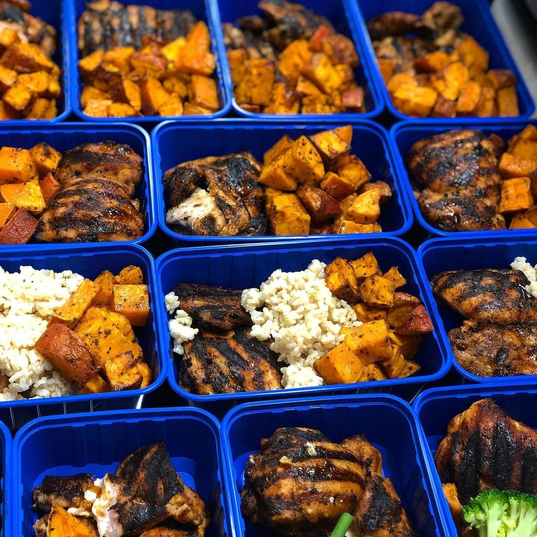 Athletes Nutrition Meals