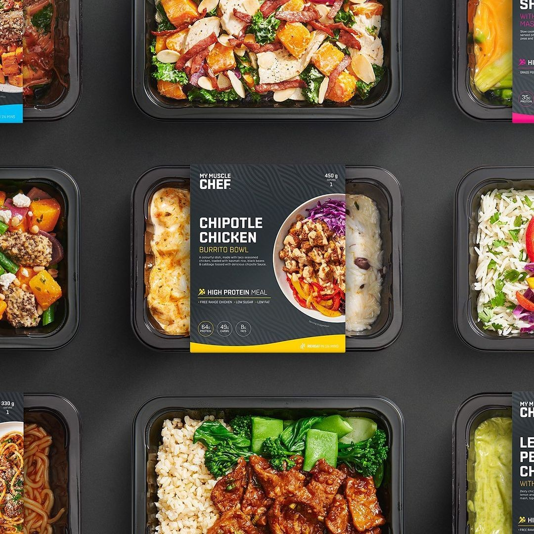 My Muscle Chef Meals