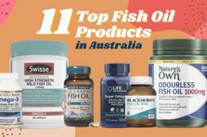 11 Best Fish Oil Supplements in Australia 2021