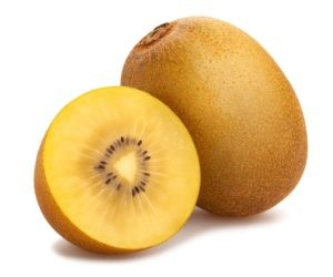 Just 1 golden kiwi meets your Vitamin C needs for the day!