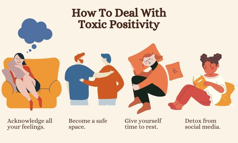 dealing with toxic postivity