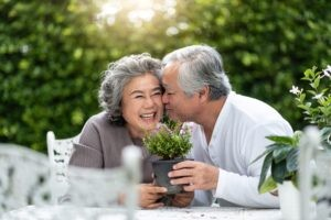 gardening and connection to prevent type 3 diabetes