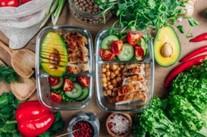 Ridiculously Simple 1-Week Weight Loss Meal Prep for Fit Women Who Can't Cook
