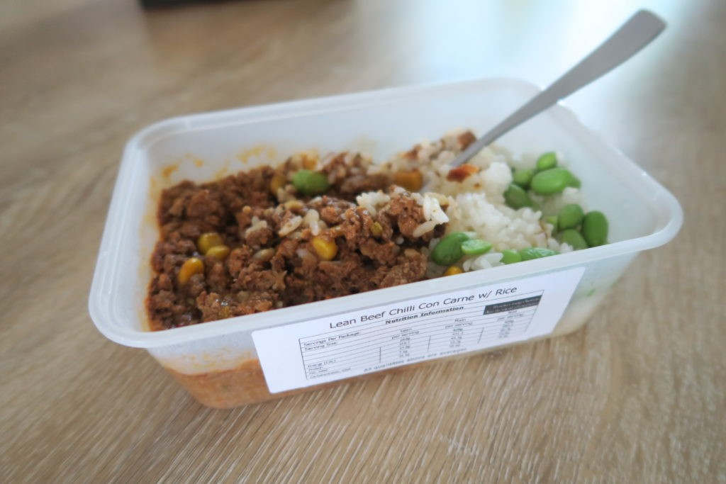 Lean Beef Chilli Con Carn