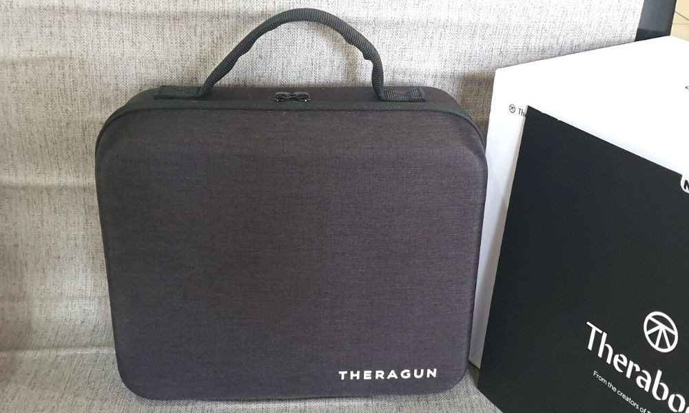 Theragun carrying case