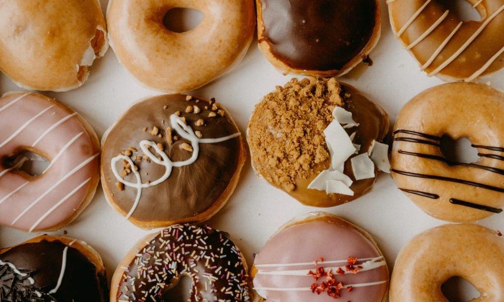 high-sugar foods