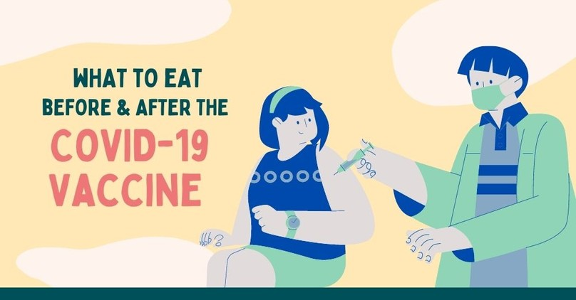 Foods You Should Eat Before & After Getting the COVID-19 Vaccine