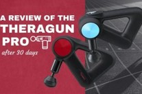 Theragun PRO Review After 30 Days Of Use: Is It Worth It? (2021)