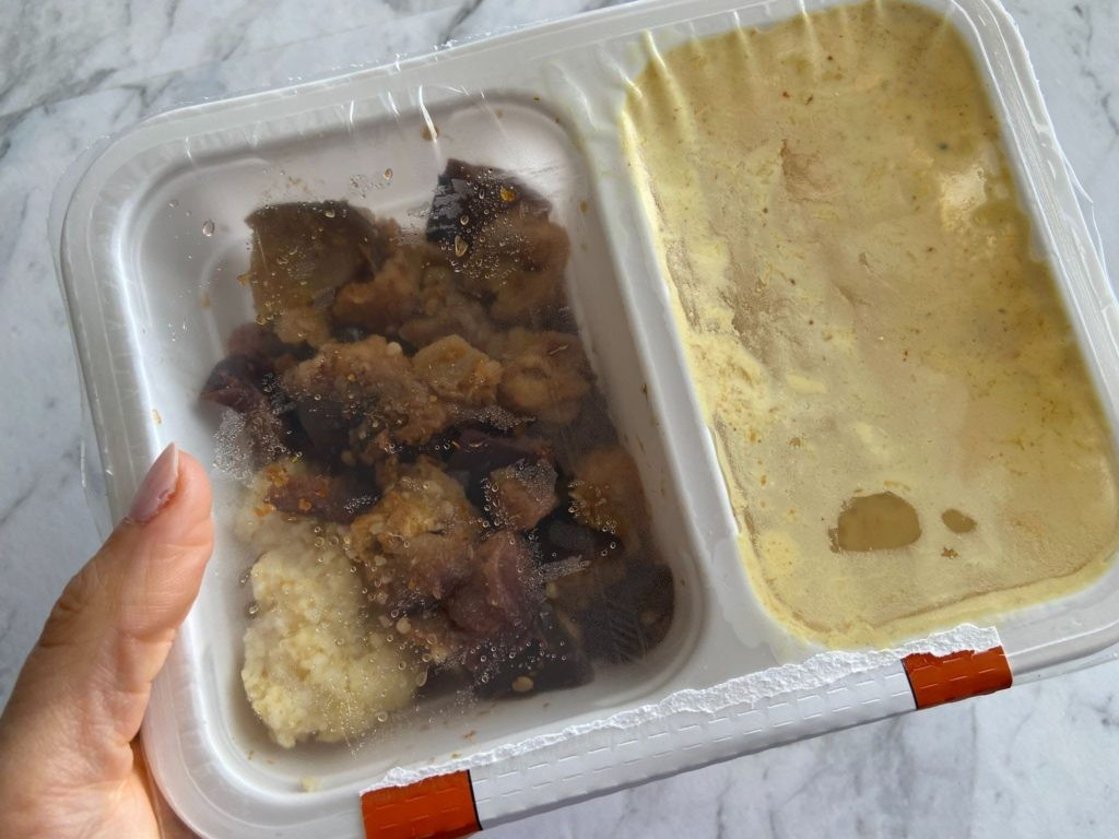 MACROS Fish Curry