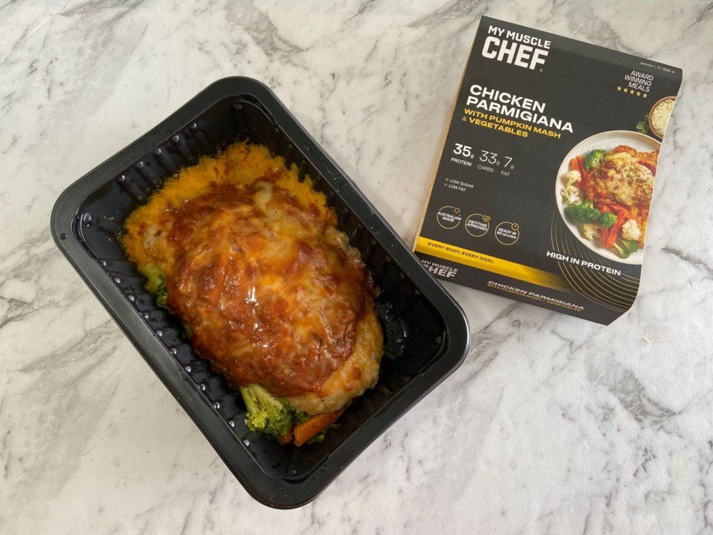 My Muscle Chef Chicken Parmigiana