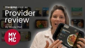 Nutritionist Review: My Muscle Chef Meals