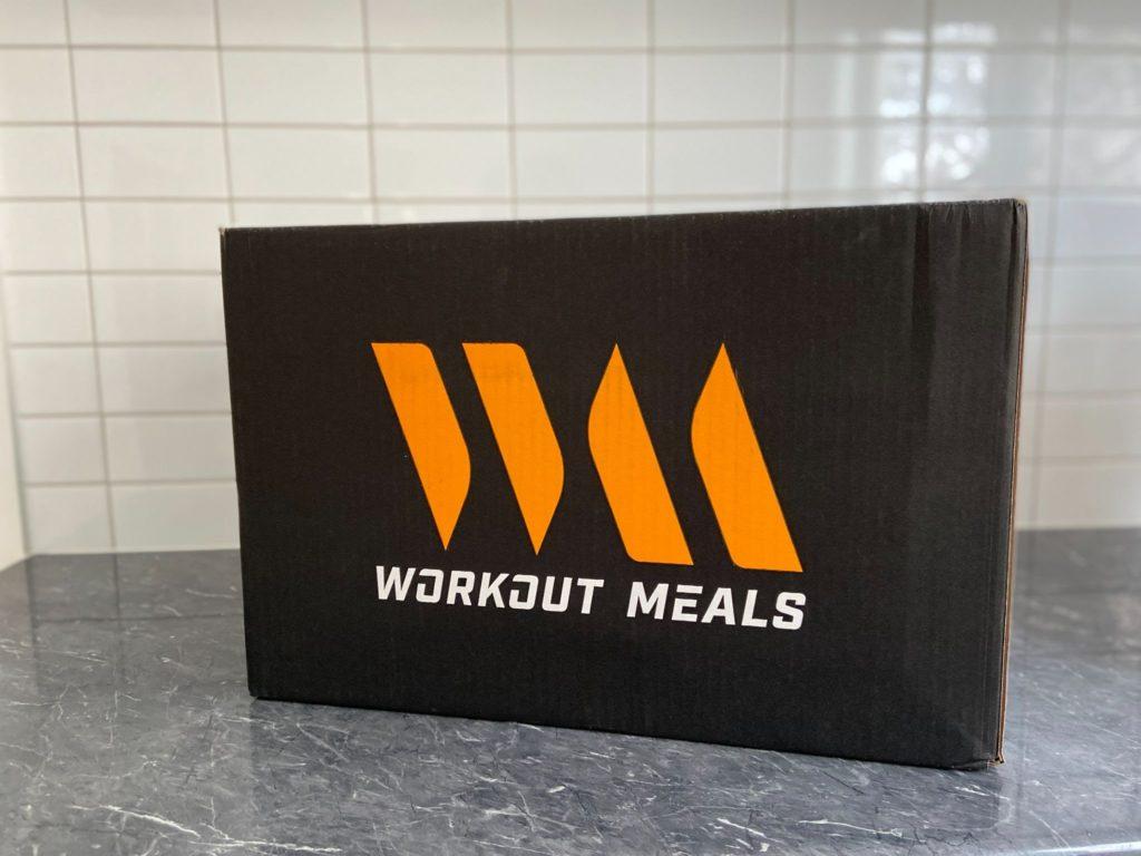 Workout Meals Box