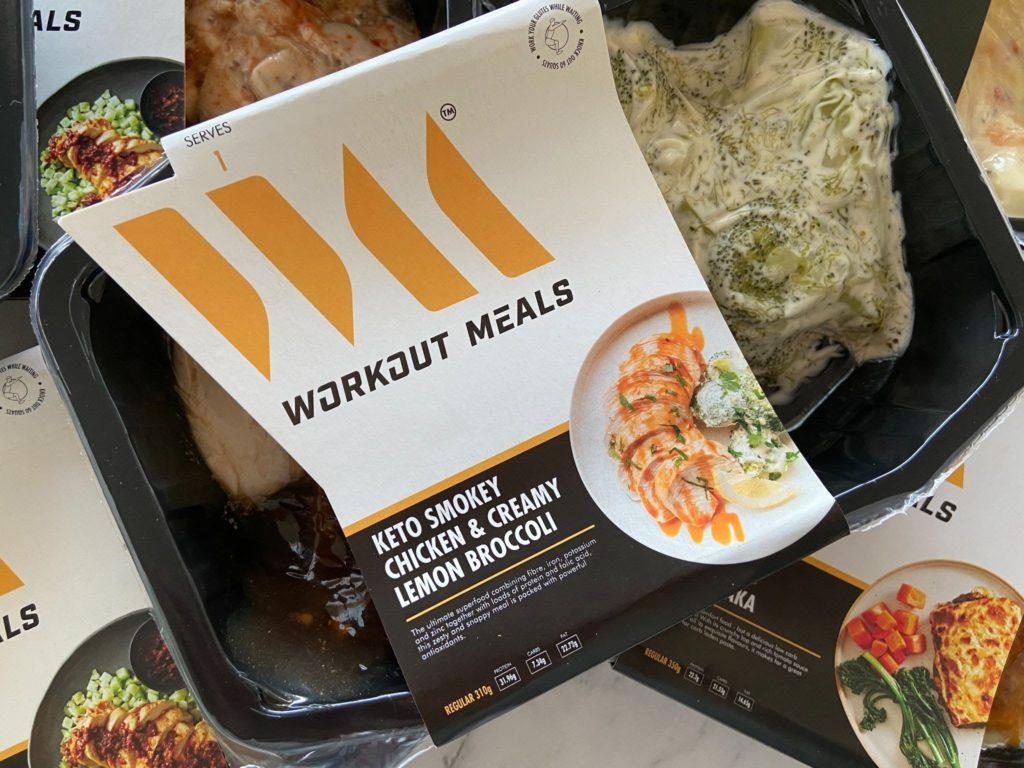 Workout Meals Smokey Chicken